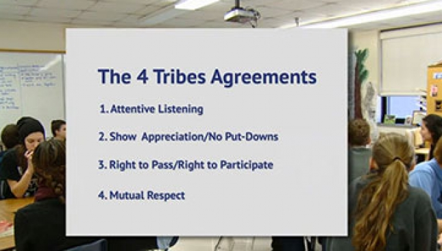 The Four Tribes Agreement