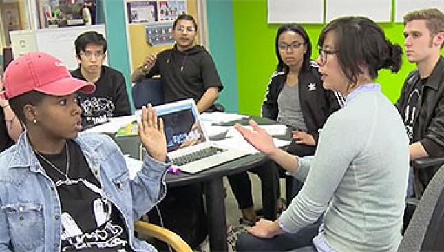 Preparing Youth for Civics & Politics