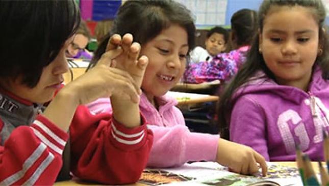 Teachers in San Francisco use five essential practices when teaching their ELLs