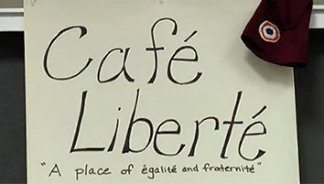 Students develop an identity of a community member in France during the revolution