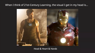Transforming Assessment Into Authentic Engagement for 21st Century Learning