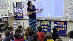 Video Lounge: Success Criteria & Peer Feedback in Kindergarten