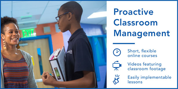 Match Minis Proactive Classroom Management: Lessons, Videos & More