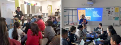 Bridging the Gap - Double classrooms
