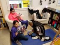 Bridging the Gap-kids reading